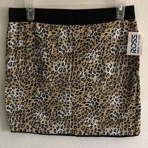 Lei Reversible Mini Skirt